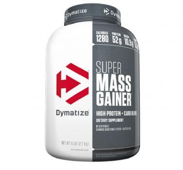 Гейнер Dymatize Nutrition SUPER Mass Gainer 2700 гр